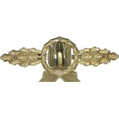 Early Squadron Clasp for Bomber Pilots - Silver Grade/ Frontflugspange fur Kampfflieger in Silber
