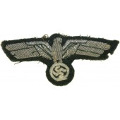Feldbluse removed Wehrmacht Heer- Army breast eagle- bullion