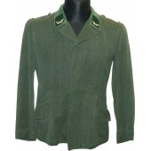 Luftwaffe administrative official NCOs private purchased lightweight Fliegerbluse tunic for Sonderfuehrer O