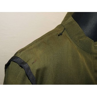 M 43 Major of borderguard troops of NKVD wool piped gymnasterka. Espenlaub militaria