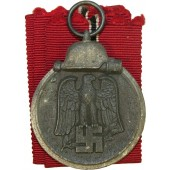 Medal for combat in Russian Winter in 1941/42 year- Winterschlacht im Osten marked 57