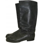 RKKA, Red Army enlisted men or command crew pre-1941made leather long boots