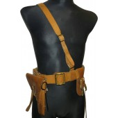 Soviet officers M 32 belt ensemble