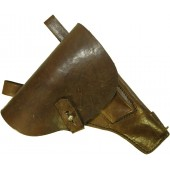 Soviet Russian holster for TT-33 pistol. War time issue