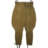 WW2 Soviet Army/ RKKA field breeches