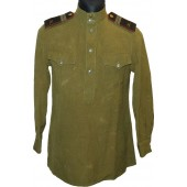 M 43 Artillery sergeant gymnasterka, WW1 Canadian wool made