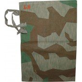 Camo bag for personal soldier's purposes