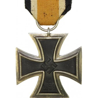 Eisernes Kreuz-Iron cross 1939, II class by AdGGS, marked 25. Espenlaub militaria