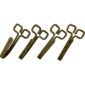 German tunic belt support hooks