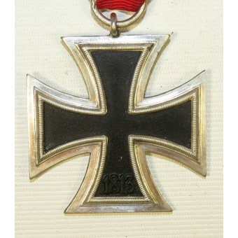 Iron cross 1939 II class by Rudolf Wachtler & Lange. 100 marked. Espenlaub militaria