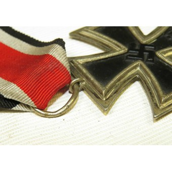 Iron cross- EK II, 1939, 23 with Meybauer core. Espenlaub militaria