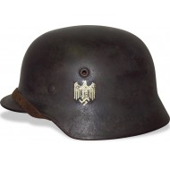 German helmet M 40 ET 66 single decal Wehrmacht Heer