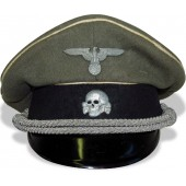 Kleiderkasse Waffen SS visor hat for enlisted man