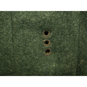 M40 Wehrmacht artillery tunic for enlisted personal  in rank of Kannonier. Espenlaub militaria