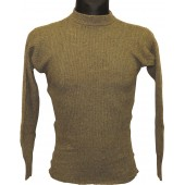 Machine-woven sweater for German soldier.