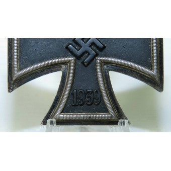 Iron Cross, 1st class, EK1 with  LDO box. Espenlaub militaria