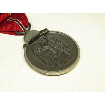 MEDAL FOR EASTERN FRONT COMBATANT in 1941-42, marked 4. Espenlaub militaria