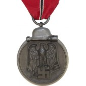 """MEDAL FOR EASTERN FRONT COMBATANT in 1941-42, marked """"4"""""""