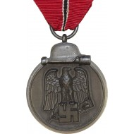 "MEDAL FOR EASTERN FRONT COMBATANT in 1941-42, marked ""4"""