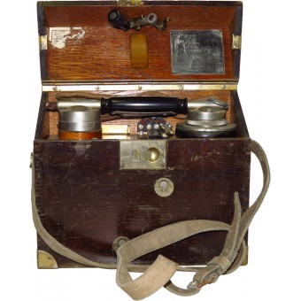 Field Military Phone, M1916. Espenlaub militaria