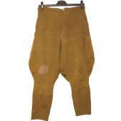 Imperial Russian WW1 or civil war period made breeches