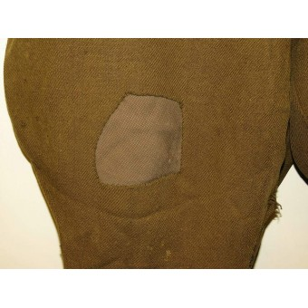 Imperial Russian WW1 or civil war period made breeches. Espenlaub militaria