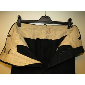 M 35 Soviet walkout breeches for officers of tank or artillery personnel. Espenlaub militaria