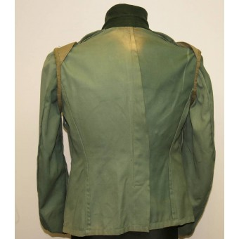 Summer tunic for officer of Waffen SS or Wehrmacht.. Espenlaub militaria