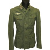 Wehrmacht M 40 German tunic. Heavily modified