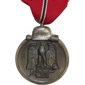 WiO 1941-42 year medal. Medal for winter combat in Eastern Front. Espenlaub militaria