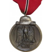 WiO 1941-42 year medal. Medal for winter combat in Eastern Front