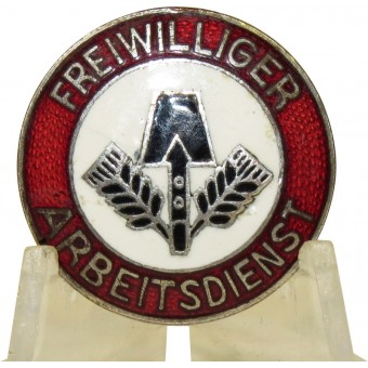WW2 German badge for FAD volunteer, Freiwilliger Arbeitsdienst.. Espenlaub militaria