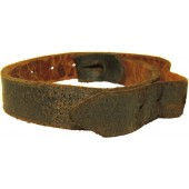 WW2 German chinstrap for the M40 helmet, long part.