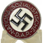 WW2 German NSDAP badge, marked  1/34