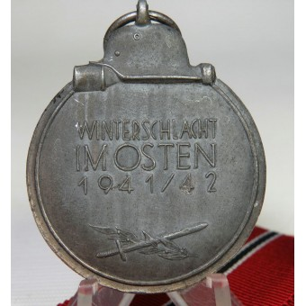 Medal For the Winter Campaign 41-42, Deschler. Espenlaub militaria