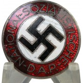 NSDAP badge М1/128-Eugen Schmidhäussler-Pforzheim.