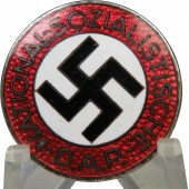 Party Badge NSDAP M1 / 78 Paulmann & Crone