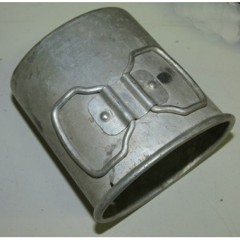 NSDAP canteen with a cup. M6 / 11 RZM marked. Espenlaub militaria