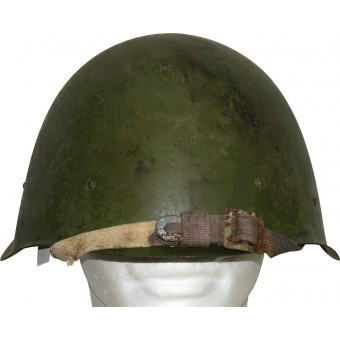 Steel helmet SSh-40, made in 1941. Espenlaub militaria