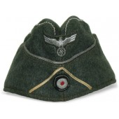 Wehrmacht M38 officers side hat for infantry