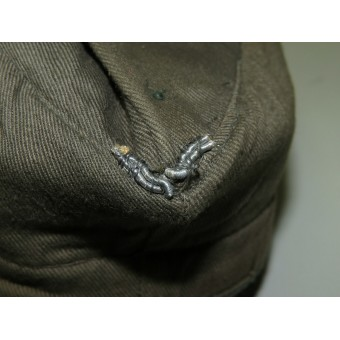 Wehrmacht M38 officers side hat for infantry. Espenlaub militaria