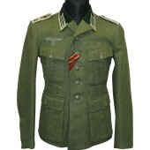 Wehrmacht M41 tunic, Oberfeldwebel in 34th Infantry Regiment