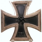 Rudolf Souval Iron Cross 1939, 1st grade