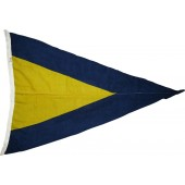 Kriegsmarine WW2 first Substitute or repeater flag