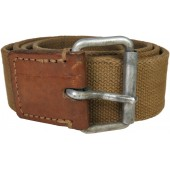 Red Army M1941 waist canvas  belt.