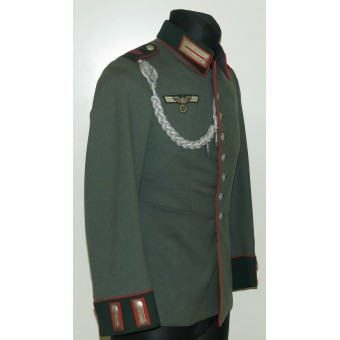 Parade tunic-Waffenrock for Oberkanonier of the Wehrmacht