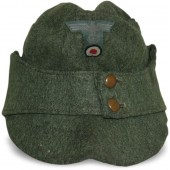 Wehrmacht mountain troops - Gebirgsjager kepi