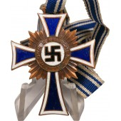 1938 German Mother's Cross, third grade