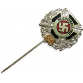 3rd Reich Reichstreubund former professional soldiers member pin for 25 years