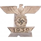 Clasp to the 1914 Iron Cross 1939 1st class B.H. Mayer